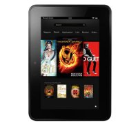 "Kindle Fire HD 7"" (17 cm), audio Dolby, Wi-Fi bi-bande, 16 Go"